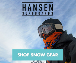 Shop Snow Gear at HansenSurf.com