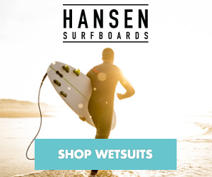 Shop Wetsuits at HansenSurf.com