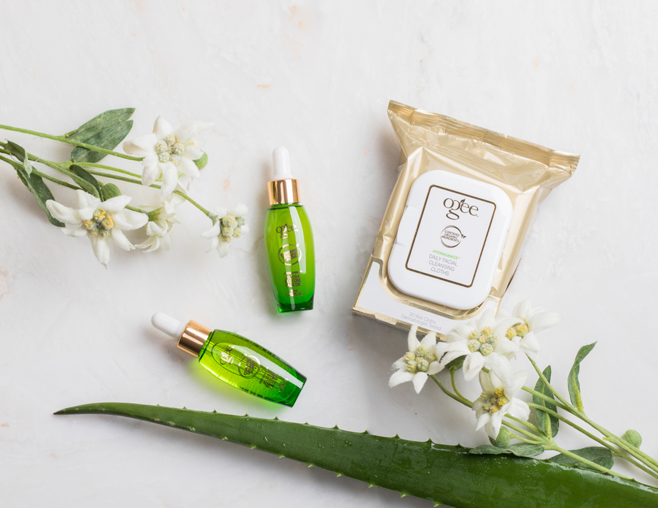 Ogee Organic Obsession Bundle trial
