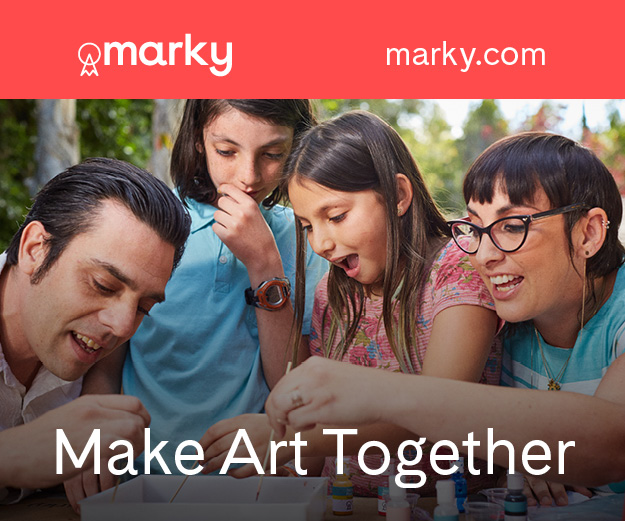 Markybox: Make Art Together