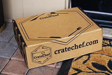CrateChef Front Porch Box