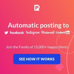 PromoRepublic - Automatic Posting Banner