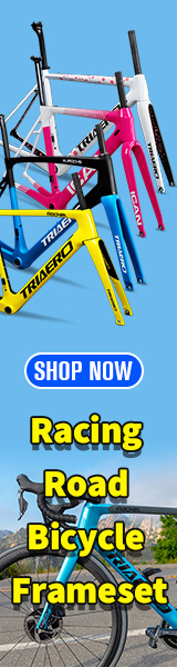 Carbon Road Racing Bicycle Frameset