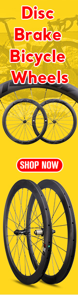 Carbon Road Disc Wheelset 700C