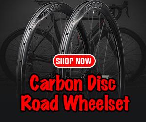 Carbon Fast & Light Disc Wheels