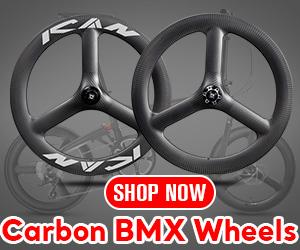 BMX/Folding Bike 3 Spoke Wheels