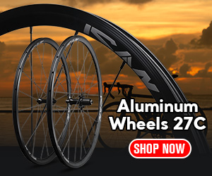 Road Bike Aluminum Wheels Clincher Tubeless Ready