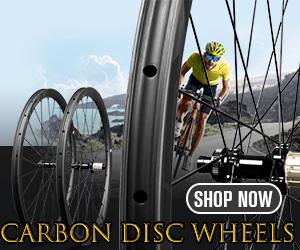 AERO Road Disc Wheels Disc Brake Wheelset