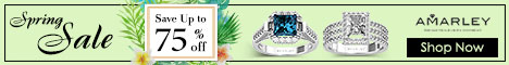 Spring Sale, Save Upto 75% off Amarley Rings
