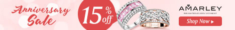 Anniversary Sale, Save 15% off on all orders at Amarley
