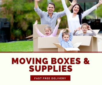 Moving Boxes & Supplies
