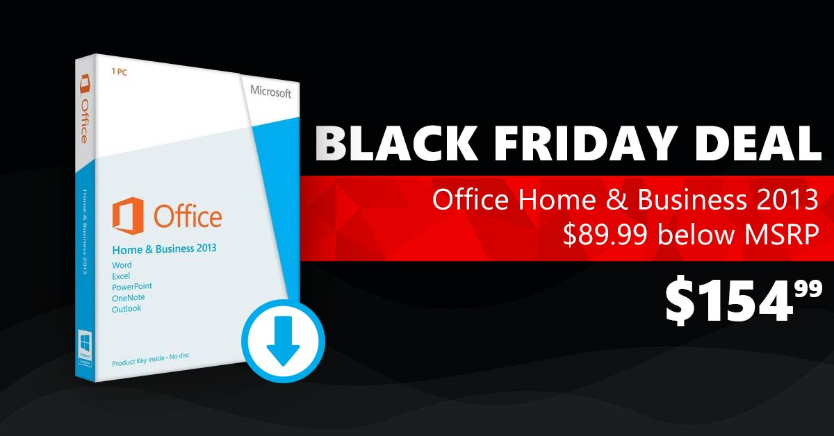 Save Big on Black Friday 2016 at My Choice Software!