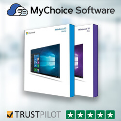 Buy genuine Microsoft Windows 10 licensing from MyChoiceSoftware.