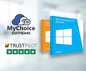 Buy genuine Microsoft Windows Server 2012 licensing from MyChoiceSoftware.