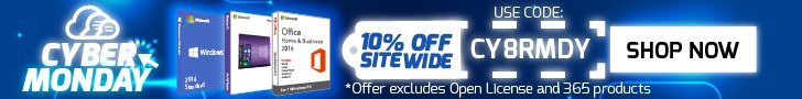 Take 10% Off Everything at MyChoiceSoftware for Cyber Monday!