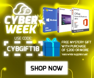 Take 5% Off Everything at MyChoiceSoftware for Black Friday Week!