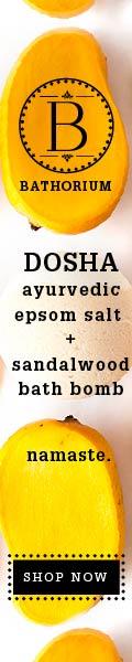 Bathorium Dosha Ayurvedic Bath Bomb