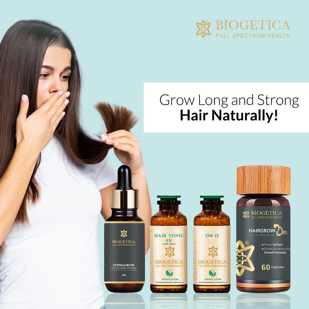 hair regrowth naturally