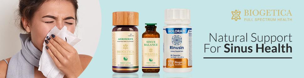 Sinusitis natural treatment