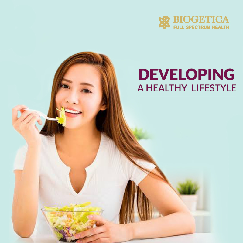 Develop healthy lifestyle with Bioogetica