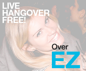 Over EZ - Hangover Supplements