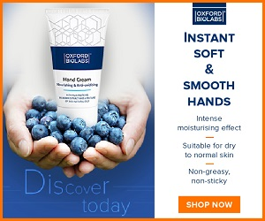 purchase Oxford Biolabs® Nourishing & Anti-oxidising Hand Cream