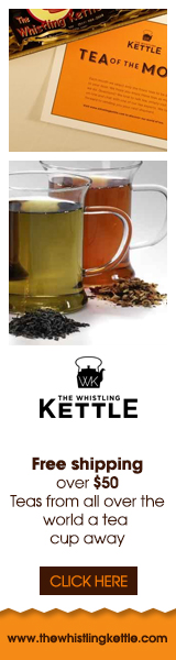 The Whistling Kettle - Tea Store and More