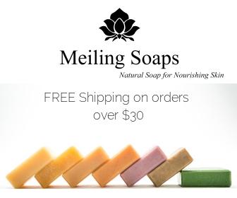 Free Shipping on Organic Soap
