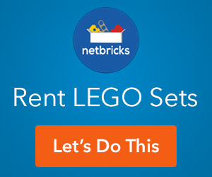 Rent LEGO Sets with Netbricks