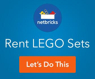 Rent LEGO Sets with Netbricks