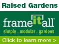 Frame It All - Simple Modular Gardens