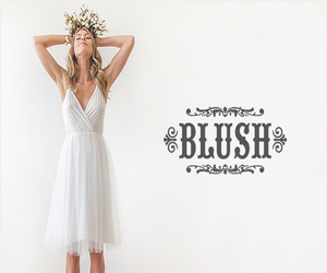 Blush Fashion Wedding Dress Collection
