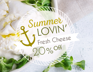 Fresh Cheese Promo