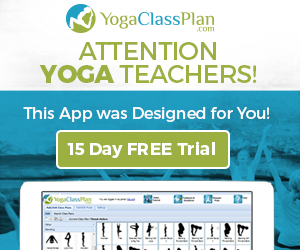 Attention Yoga Teachers