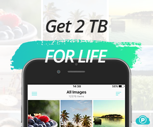 pCloud 2TB Lifetime Storage