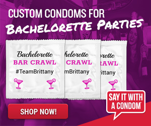 Funny Condoms - Party Favor