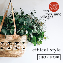 ethical plant basket