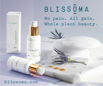 Blissoma holistic skincare is gentle for sensitive skin and powerful enough to solve serious skin problems with nutritious whole plant ingredients