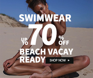 PLAN YOUR ESCAPE!We've got your SWIM STYLE covered!