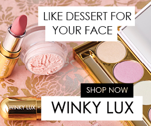 Winky Lux Cosmetics Coupon