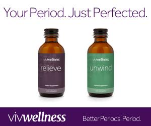 Better Periods. Period! VivWellness.com