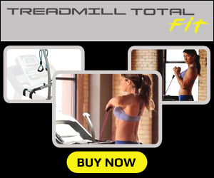 Treadmil Total Fit