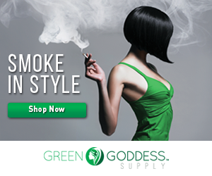 Green Goddess Smoking Accessories