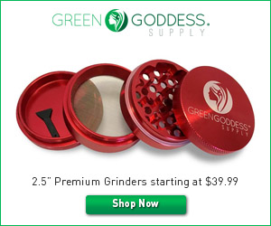 Green Goddess Supply Premium Grinders