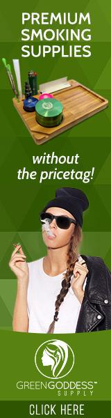 Green Goddess Supply Premium Smoking Supplies
