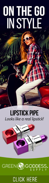 Lipstick Novelty Pipe