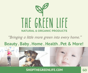 The Green Life Coupon