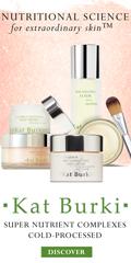 Kat Burki Nutritional Science Skincare