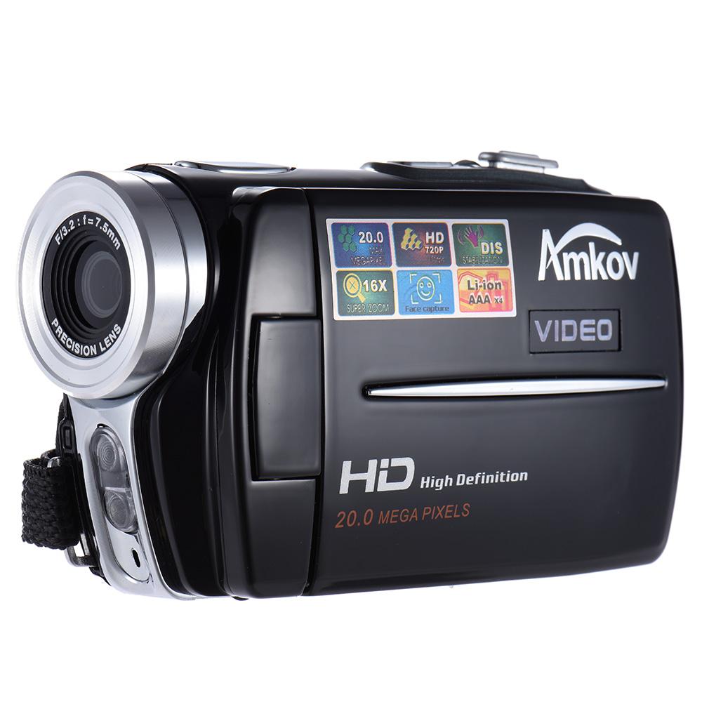 Get Extra 17% Off AMKOV DV164 DV Camera Camcorder