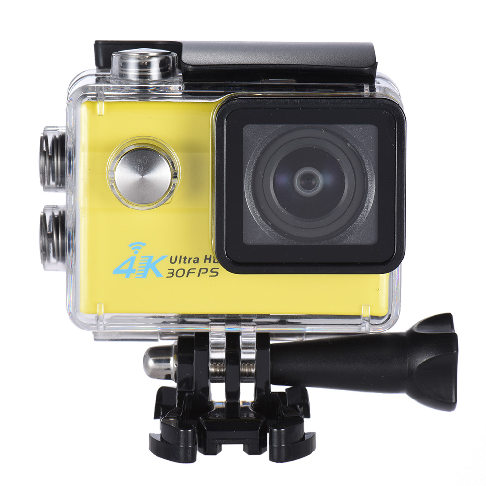 $3 discount for Ultra HD 16MP 4K 30FPS 1080P 60FPS 4X Zoom 170 Degree Wide-Lens 2.0